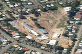 Aerial Photo Post Demolition